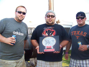 Thorndale 2009 Trophy.